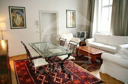 1 bedroom, Prague 1, Malá Strana, street: Vlašská