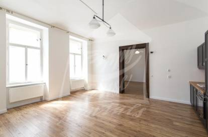 3 bedrooms, Prague 1, Malá Strana, street: Újezd